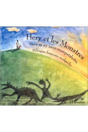 ANDRIAMISEZA Noro, DAO Elodie, PACQUEMENT François - Hery et les monstres / Hery sy ny zava-mampatahotra - Bilingue Français-Malgache
