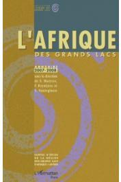 L'Afrique des Grands Lacs. Annuaire 2007-2008