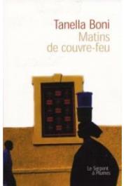 Avec ce livre, Tanella Boni nous donne le roman du drame qui déchire actuellement la Côte d'Ivoire et au-delà, tous les pays, notamment en Afrique où la population est prise en otage, lorsque le régime politique est instable, prévaricateur