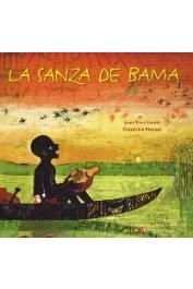 LOUDE Jean-Yves, MANSOT Frédérick - La sanza de Bama (avec un CD audio)