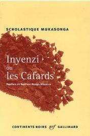 MUKASONGA Scholastique - Inyenzi ou les cafards