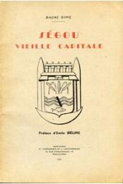 BIME André - Ségou vieille capitale