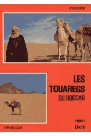 LHOTE Henri - Les Touaregs du Hoggar