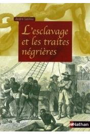 SALIFOU André - L'esclavage et les traites négrières