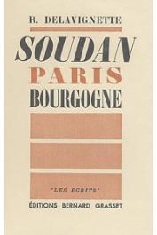 DELAVIGNETTE Robert - Soudan, Paris, Bourgogne
