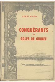 NICOD Henri - Conquérants du Golfe de Guinée
