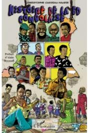 CASSIAU-HAURIE Christophe - Histoire de la BD congolaise