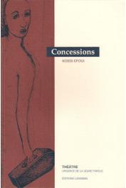 KOSSI EFOUI - Concessions