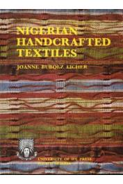 BUBOLZ EICHER Joanne - Nigerian Handcrafted Textiles