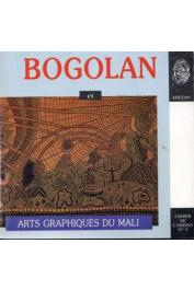 Catalogue de l'exposition Bogolan et arts graphiques du Mali - Musée des arts africains et océaniens - Paris, juin-septembre 1990 - Bogolan et arts graphiques du Mali