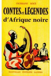 SOCE DIOP Ousmane - Contes et légendes d'Afrique noire