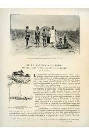 CLOZEL M. - De la Sangha à la Wôm. Reconnaissance dans le bassin du Tchad