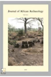 Journal of African Archaeology, Vol. 08 fasc.1 - 2010