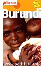 Le Petit Futé - Burundi - Edition 2015