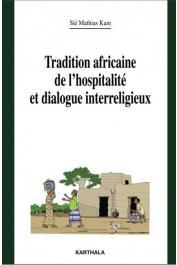 KAM Sié Mathias - Tradition africaine de l'hospitalité et dialogue interreligieux