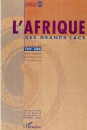 MARYSSE Stefaan, REYNTJENS Filip, (sous la direction de) - L'Afrique des Grands Lacs - Annuaire 1999-2000