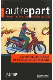 AUTREPART - 61- Les nouvelles figures de l'émancipation féminine