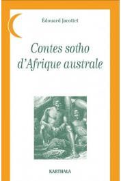 JACOTTET Edouard - Contes sotho d'Afrique australe