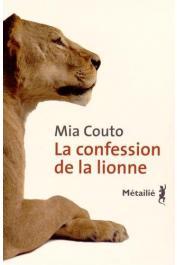 COUTO Mia - La confession de la lionne
