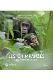 KRIEF Sabrina, KRIEF Jean-Michel - Les chimpanzés des Monts de la Lune
