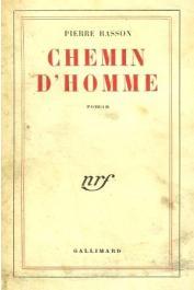 BASSON Pierre - Chemin d'homme