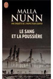NUNN Malla - Le sang et la poussière - Une enquête de l'inspecteur Cooper