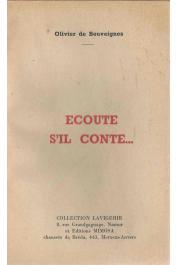 BOUVEIGNES Olivier de - Ecoute s'il conte