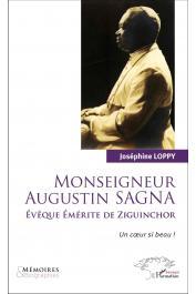 LOPPY Joséphine - Monseigneur Augustin Sagna, évêque émérite de Ziguinchor. Un cœur si beau !