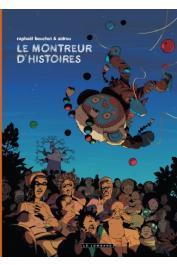 BEUCHOT Raphaël, ZIDROU - Le montreur d'histoires