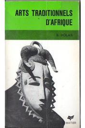 HOLAS Bohumil - Arts traditionnels d'Afrique