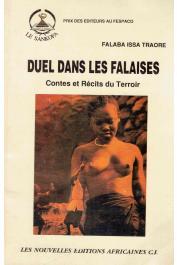 TRAORE Issa Baba (TRAORE Falbala Issa) - Duel dans les falaises : Contes et récits du terroir
