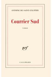 SAINT-EXUPERY Antoine de - Courrier Sud