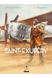 SAINT-DIZIER Pierre-Roland, FERNANDEZ Cédric -  Saint-Exupéry : Le seigneur des sables