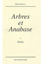 TORABULLY Khal - Arbres et anabase