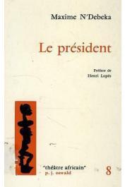 N'DEBEKA Maxime - Le président