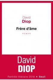 DIOP David - Frère d'âme