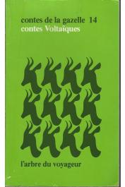 Collectif - Contes de la gazelle, Tome 14 - Contes voltaïques