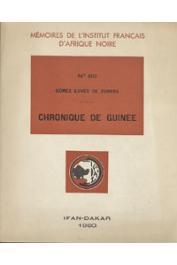 EANES DE ZURARA Gomes - Chronique de Guinée
