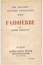 DEMAISON André - Faidherbe