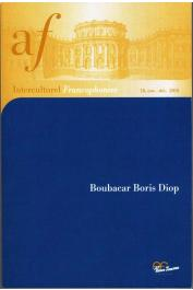 Interculturel Francophonies - 18 - Boubacar Boris Diop