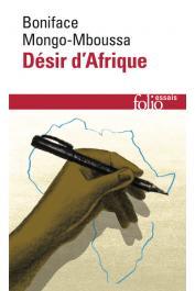 MONGO-MBOUSSA Boniface - Désir d'Afrique