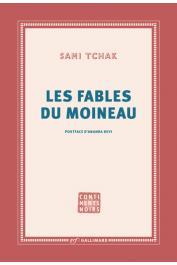 TCHAK Sami - Les fables du moineau