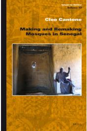 CANTONE Cleo - Making and Remaking Mosques in Senegal