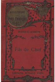 AGON DE LA CONTRIE Marie d' - Fils de chef