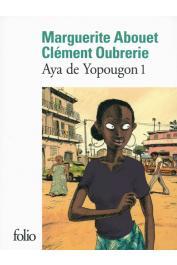 ABOUET Marguerite, OUBRERIE Clément - Aya de Yopougon. Tome I