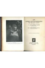 BARNS T. Alexander - An African Eldorado, the Belgian Congo