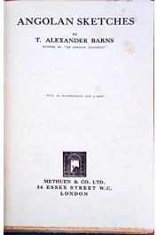 BARNS T. Alexander - Angolan Sketches