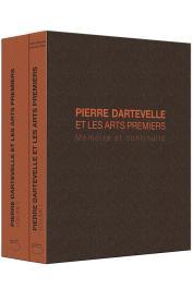 DARTEVELLE Valérie, PLISNIER Valentine - Pierre Dartevelle et les arts premiers. Mémoire et continuité