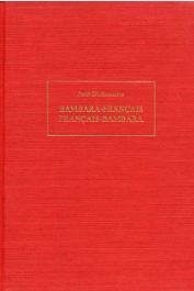 BAILLEUL Charles - Petit dictionnaire Bambara-Français et Français-Bambara