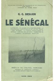 BESLIER Geneviève G. - Le Sénégal